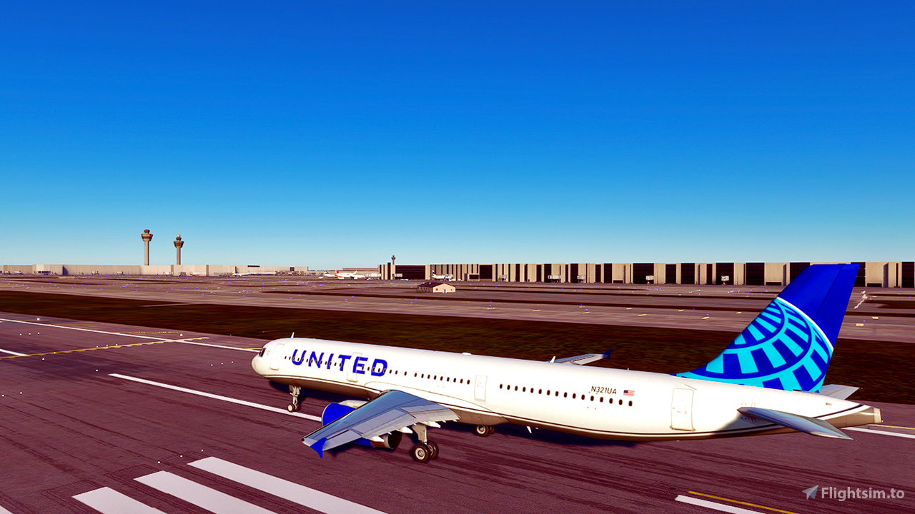 United Airlines [4K]