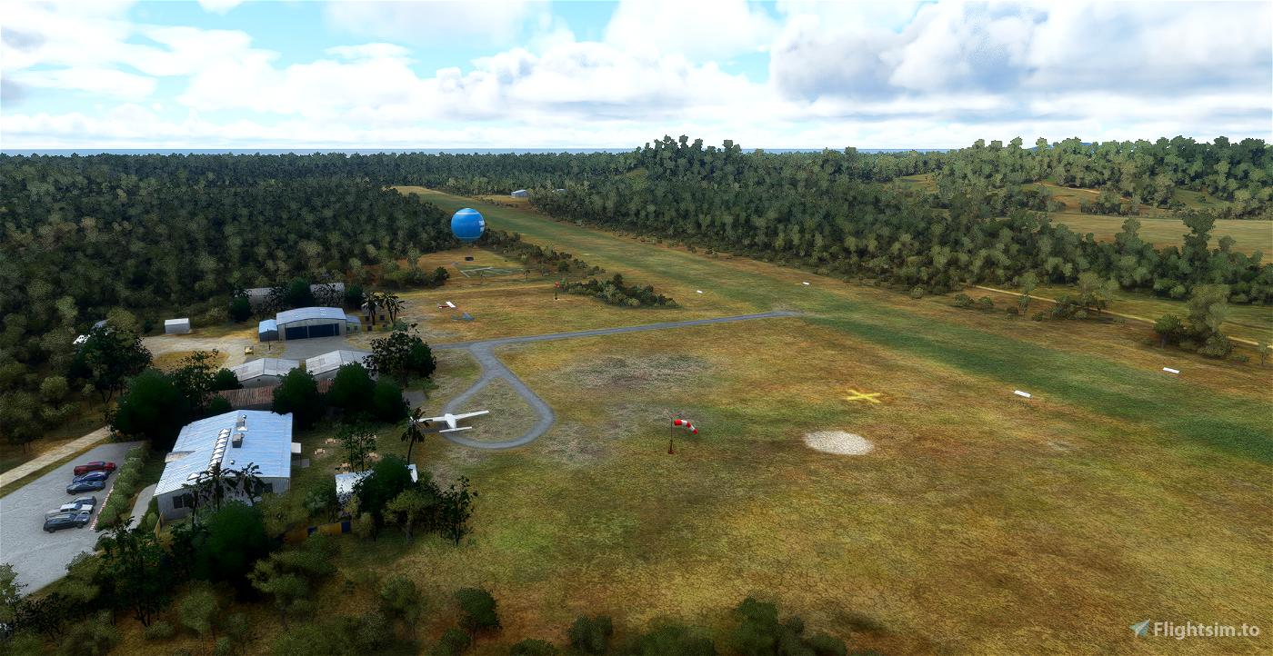 YTYH Tyagarah Airstrip -NSW Australia Flight Simulator 2020