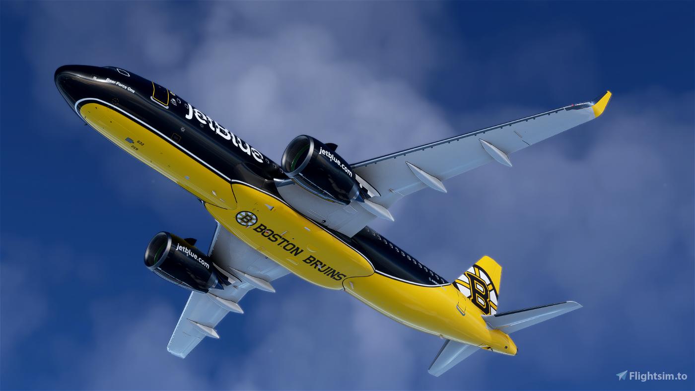 [8K] JetBlue Boston Bruins