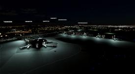 EIDW Dublin International Llighting-fix Image Flight Simulator 2020