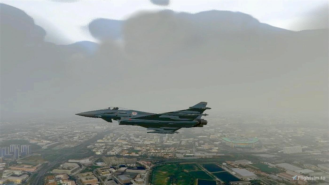 Eurofighter Typhoon - Livery - FAP forças aereas portuguesas Flight Simulator 2020