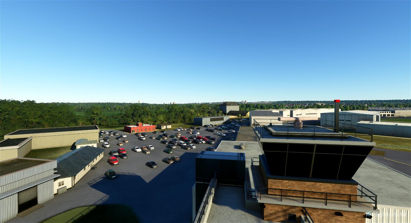 EDFE Egelsbach Airfield