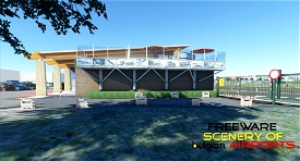 EBKT, Int Airport Kortrijk-Wevelgem, Belgium Image Flight Simulator 2020