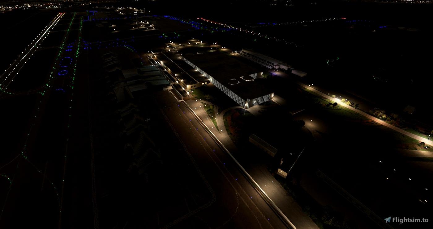 Raleigh Durham International Airport | KRDU | Raleigh, North Carolina Flight Simulator 2020