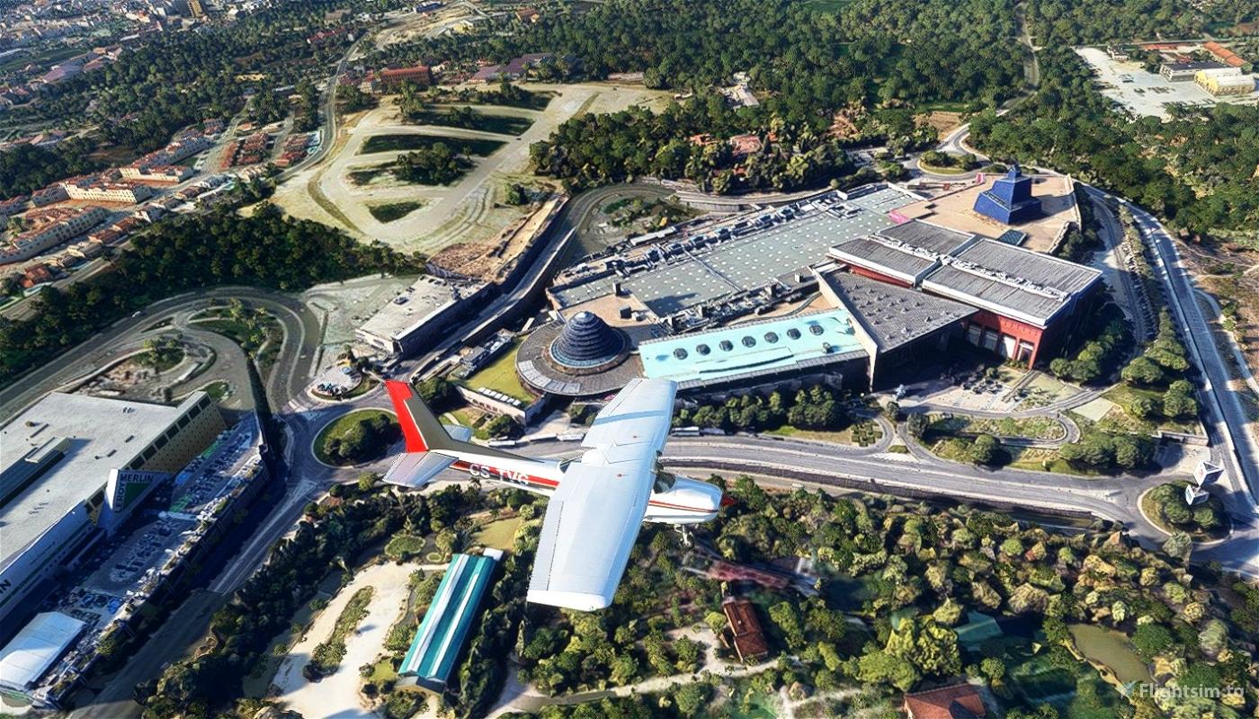 Almada Forum - Landmark Flight Simulator 2020