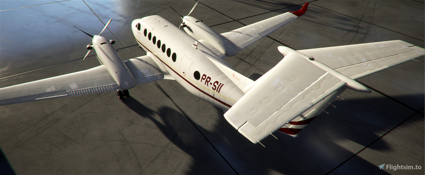 Mineradora Vale PR-SII King Air 350i