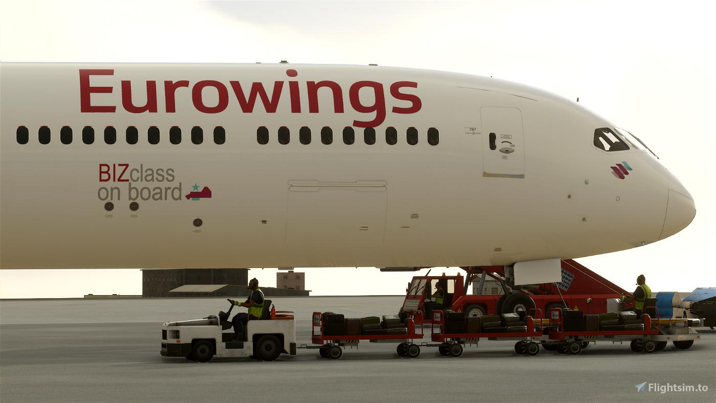Eurowings 787-10 - 4K