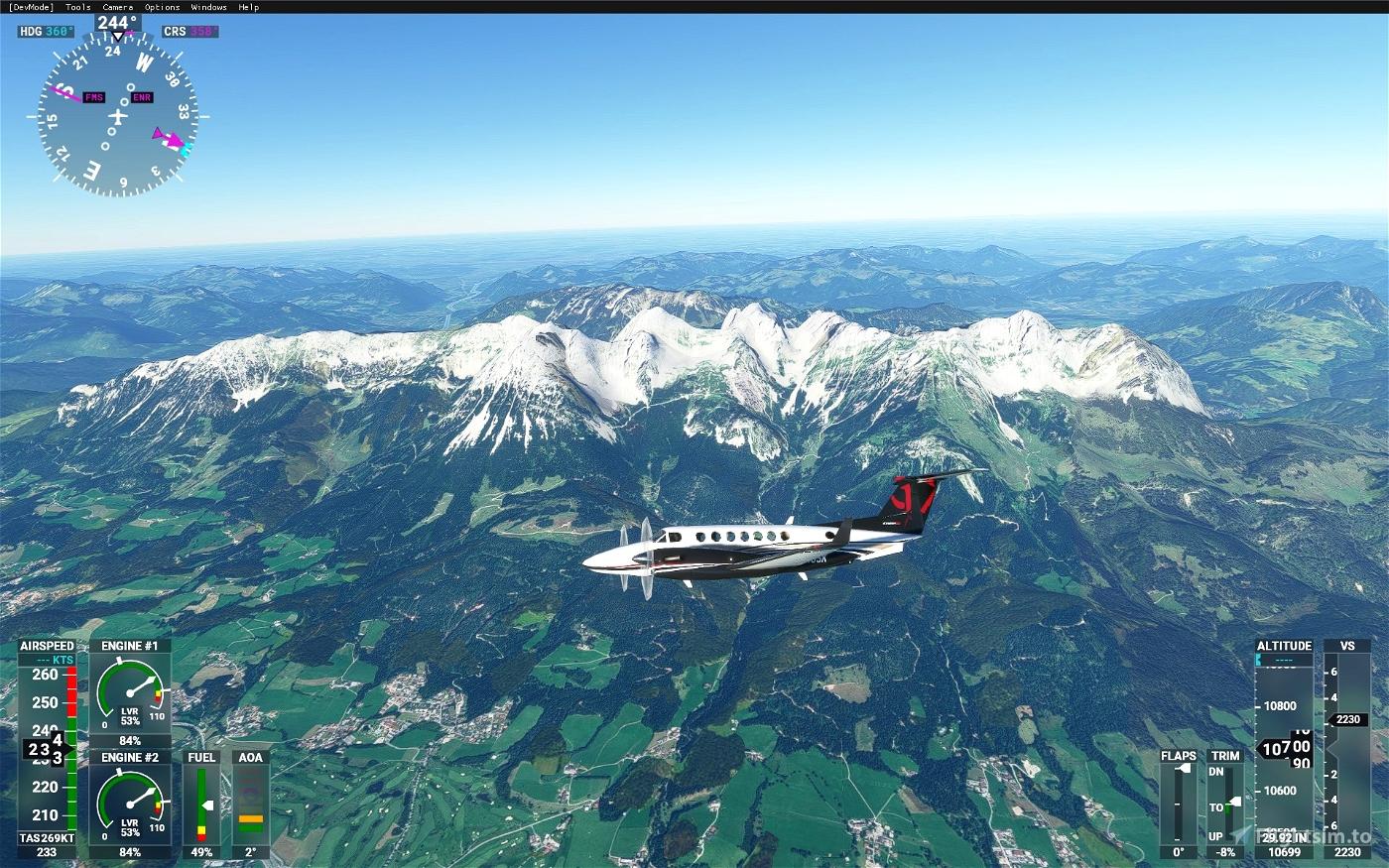 Kasiergebirge (Wilder Kaiser Tirol)