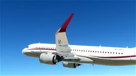 Qatar Amiri [4K] Image Flight Simulator 2020