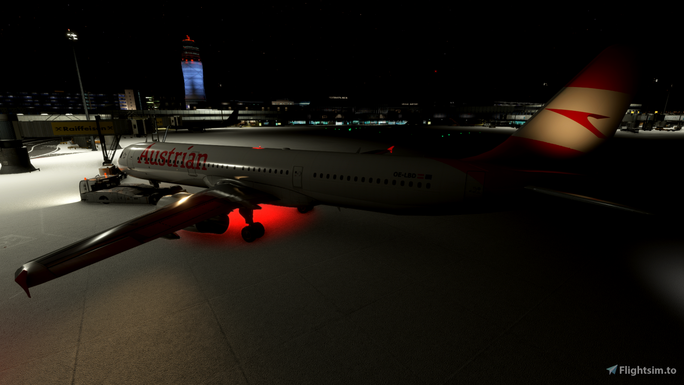 Austrian Airlines Airbus A321
