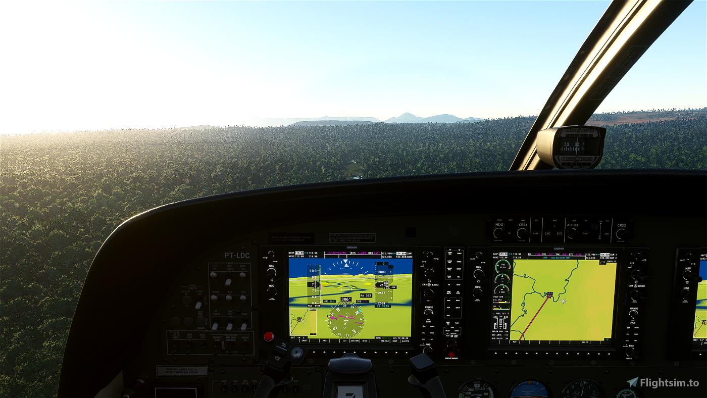 Missão no Brasil/Mission in Brazil Flight Simulator 2020