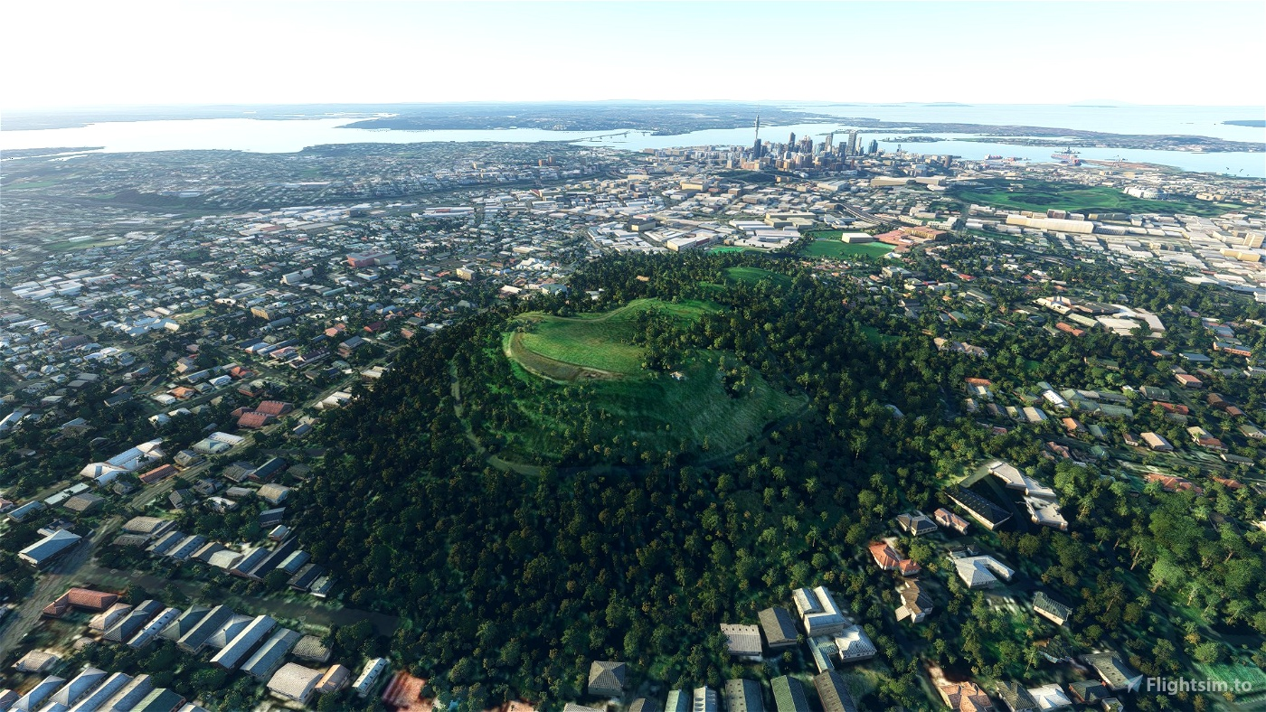 Mount Eden - Auckland, New Zealand