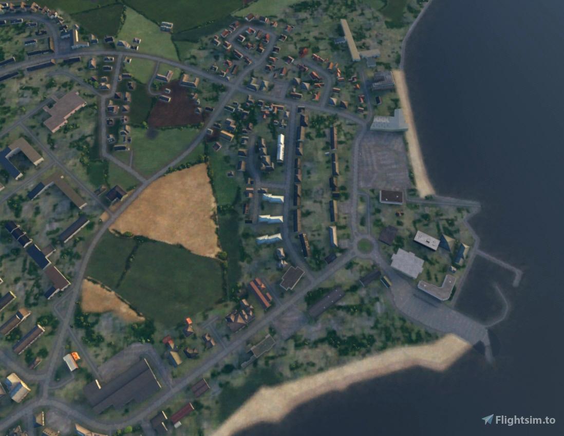 Scenery Enhancement Sylt (EDXW)
