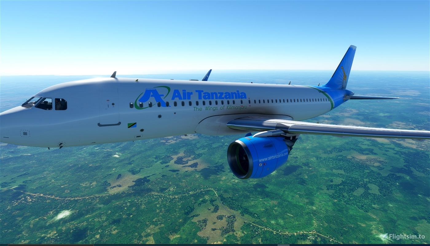 Tanzania Airlines