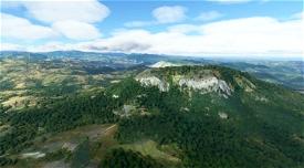 Pietra di Bismantova Image Flight Simulator 2020