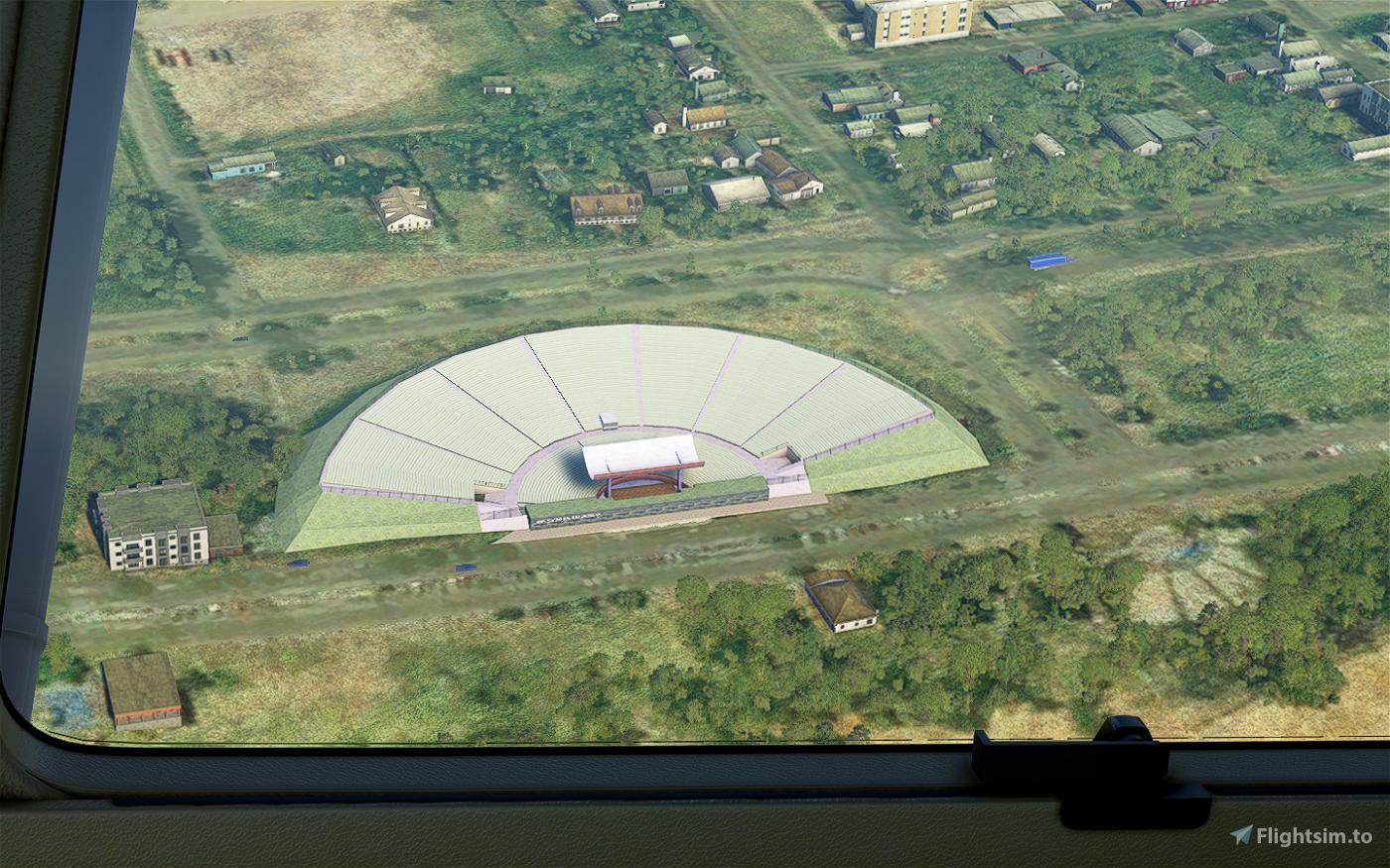 Anfiteatro del Río Uruguay - Paysandú Flight Simulator 2020