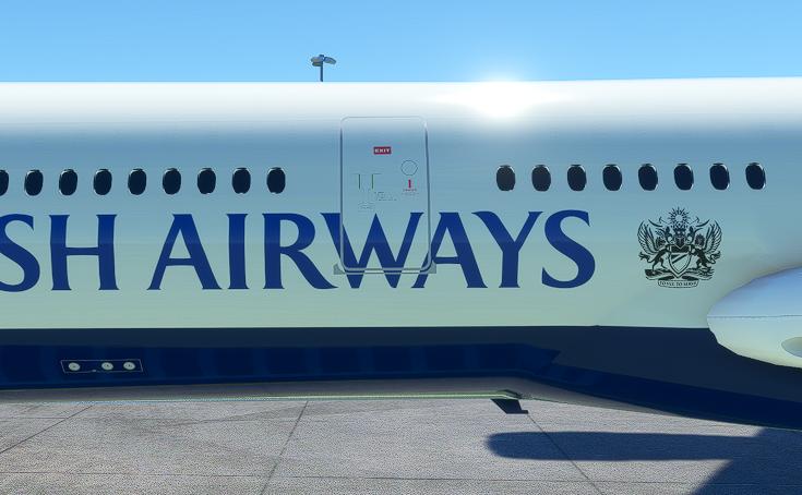 British Airways Livery | PMP a330-300 [8K]