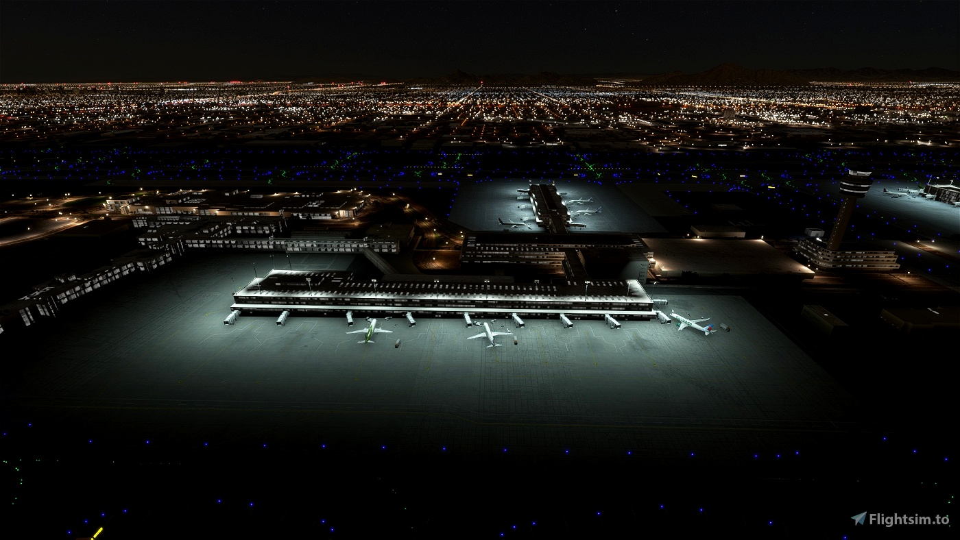 KPHX - Phoenix Sky Harbor