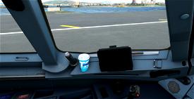 Total Aviation Coffee cup a32nx Image Flight Simulator 2020
