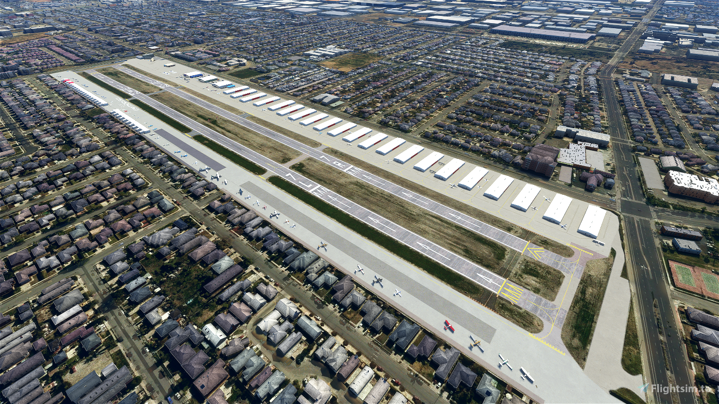 Compton/Woodley Airport (KCPM)