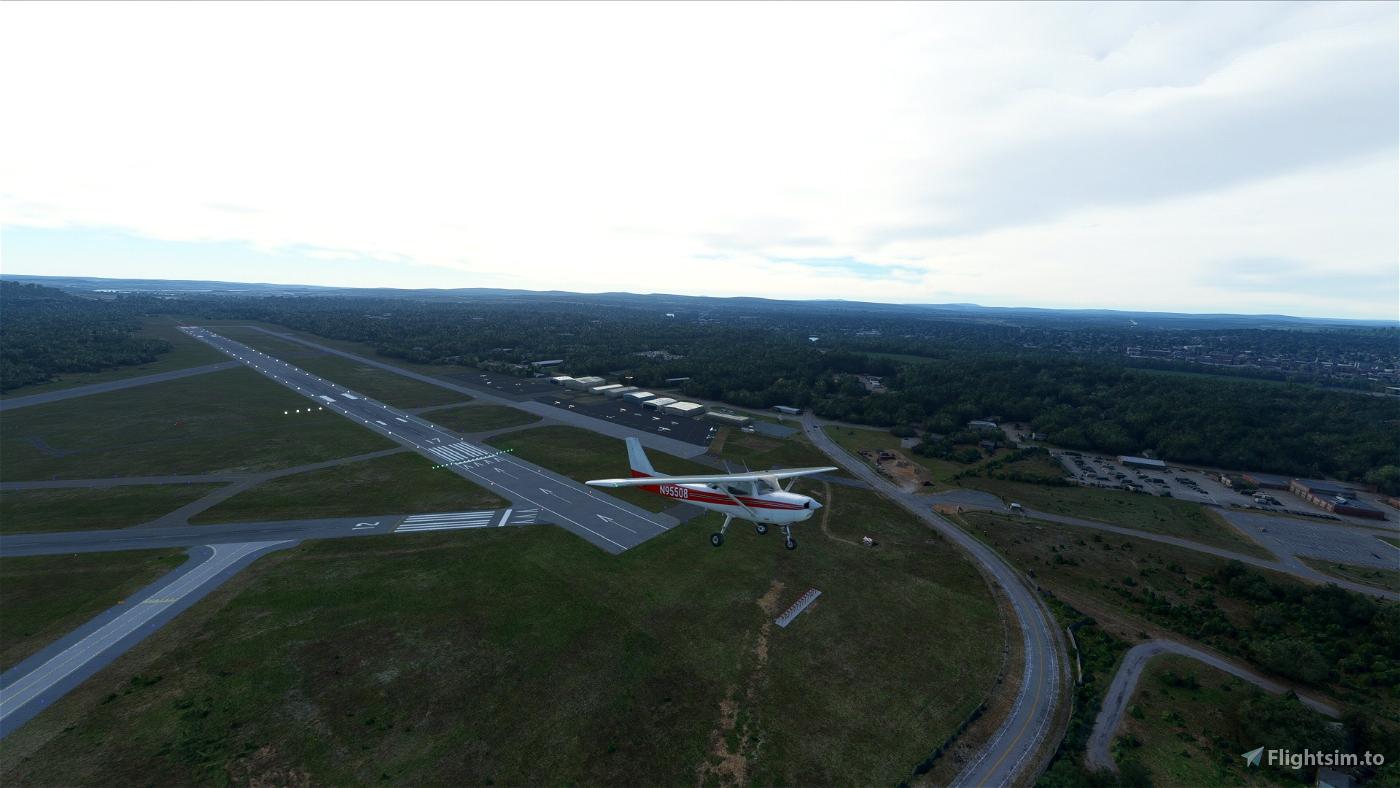 Concord Municipal Airport (KCON), Concord, NH