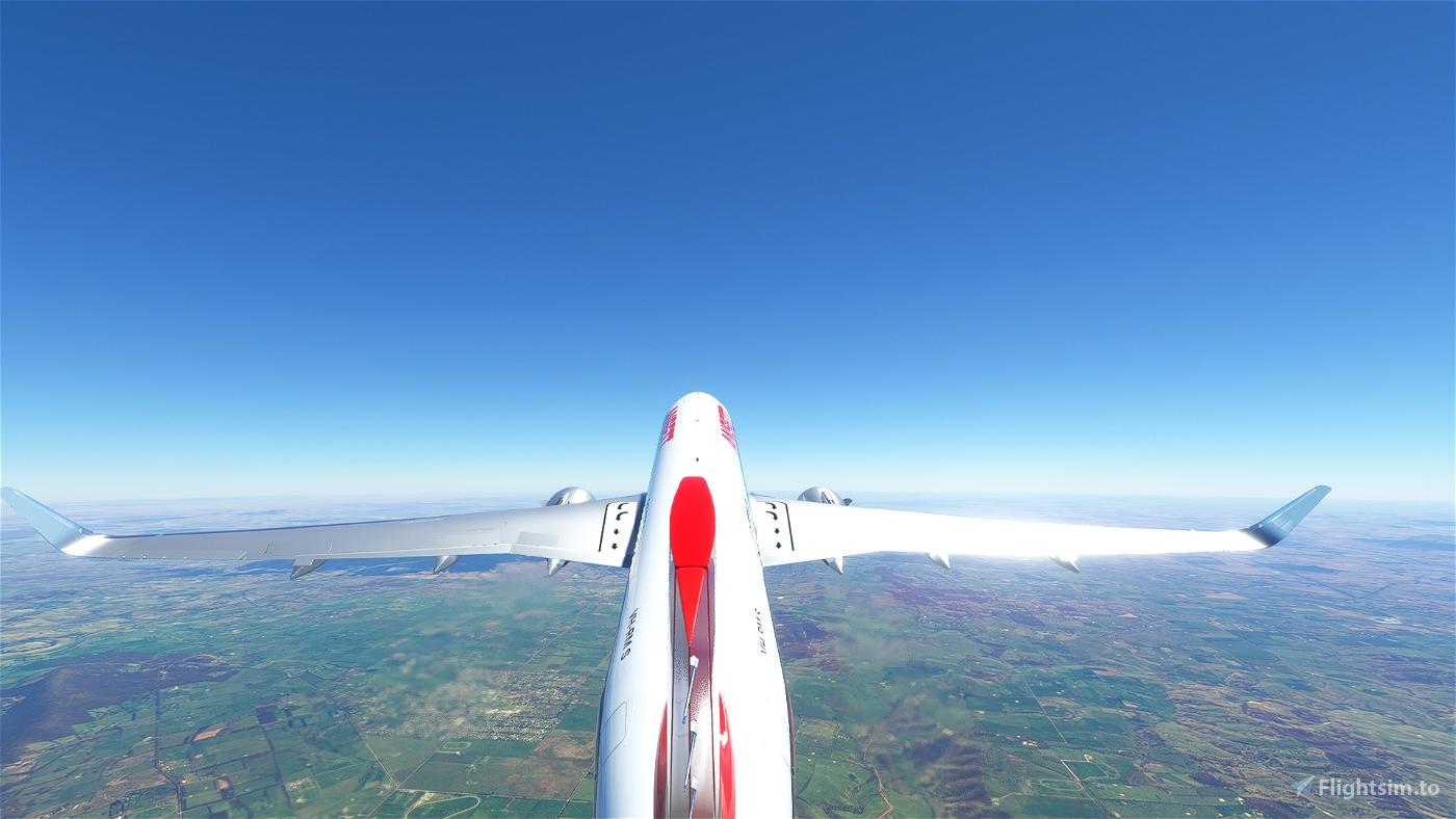A320NEO Ansett VH-RMS