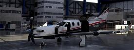 TBM930 Improvement Mod Image Flight Simulator 2020