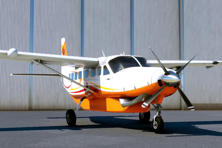 Cessna 208B Grand Caravan EX Improvement Mod Flight Simulator 2020