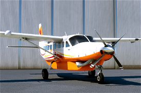 Cessna 208B Grand Caravan EX Improvement Mod Image Flight Simulator 2020