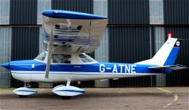 Cessna 152 G-ATNE Image Flight Simulator 2020