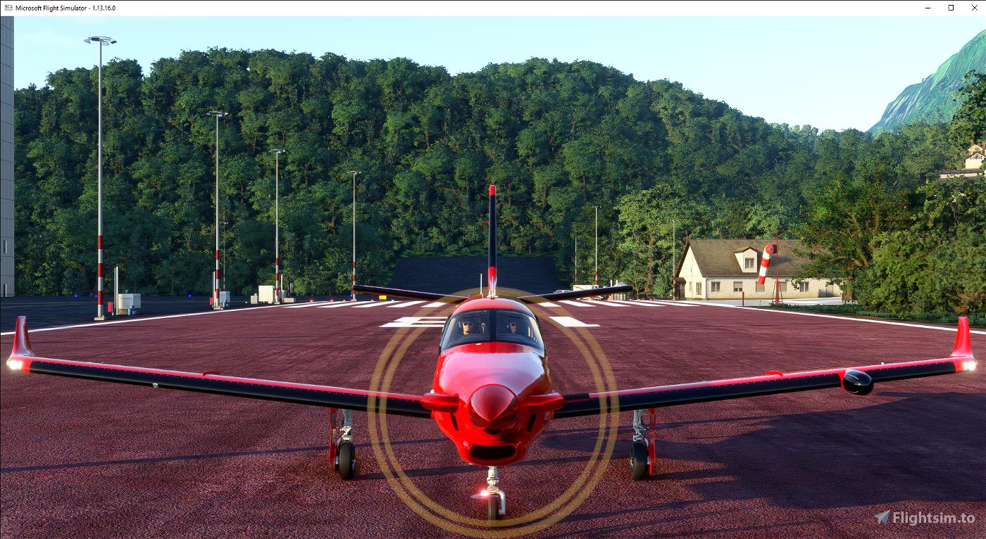Livrée TBM 930 Templar Express VIP Flight Simulator 2020