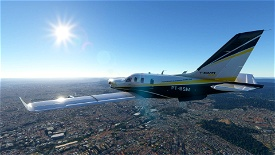 Simula Mania Daher TBM 930 Image Flight Simulator 2020