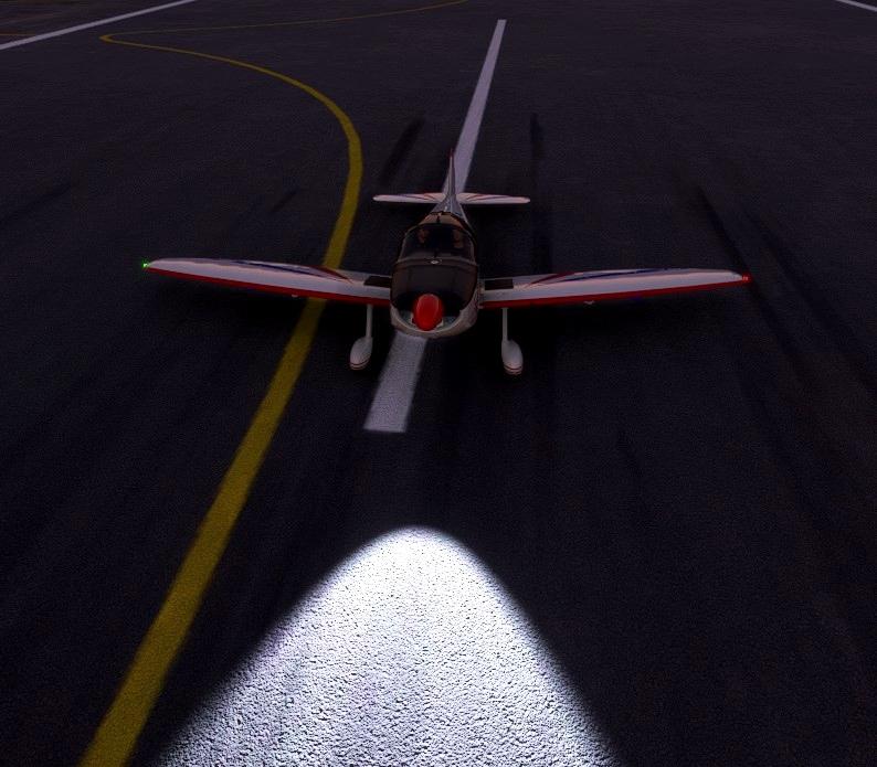 Robin Cap10 X flight model mod