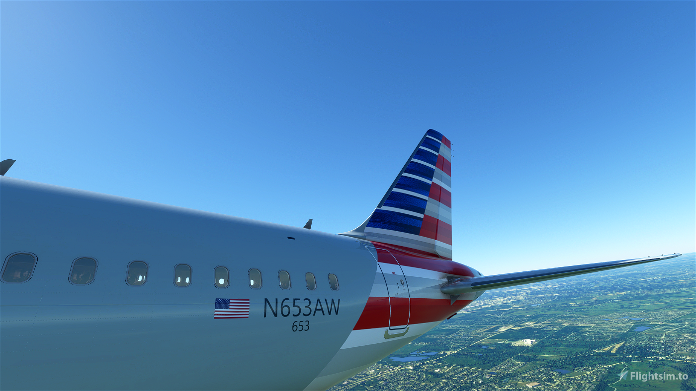A320 Neo American Airlines [ULTRA]