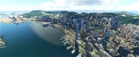 Hong Kong V1.10.1 Image Flight Simulator 2020