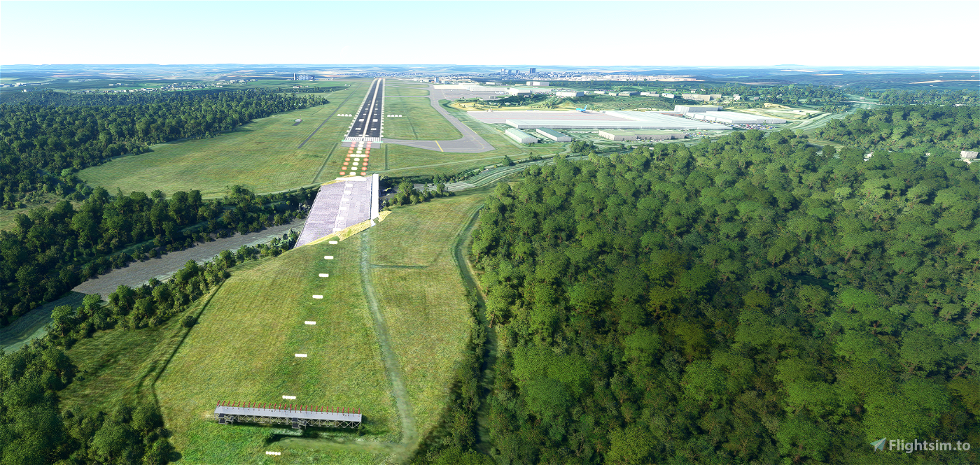 ELLX-Luxembourg Findel International Flight Simulator 2020