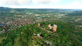 Tours de Saint-Laurent Image Flight Simulator 2020
