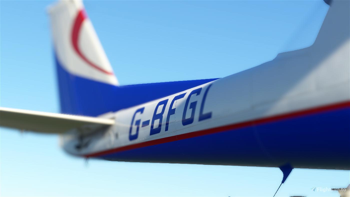 Cessna 152 G-BFGL [4K Textures]
