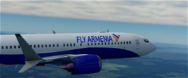 ARMENIA 737 FLY Image Flight Simulator 2020