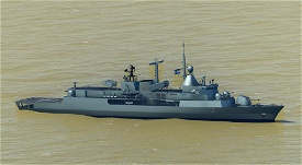 Global AI Ship Traffic MSFS V1 Image Flight Simulator 2020