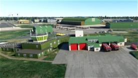 EGOV RAF Valley custom built Image Flight Simulator 2020