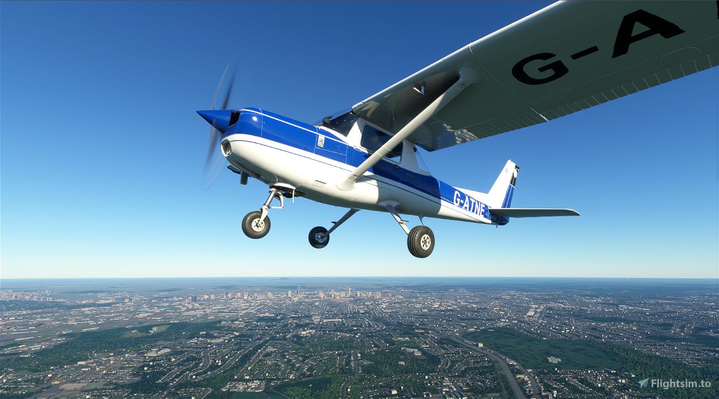Cessna 152 G-ATNE
