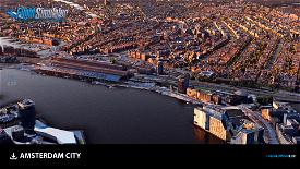 Amsterdam Image Flight Simulator 2020