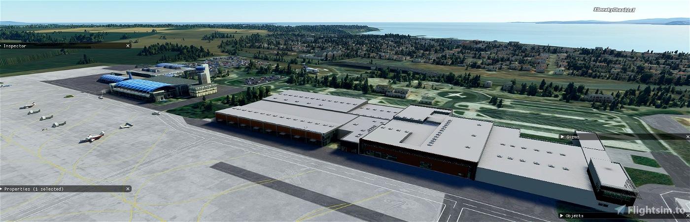 Burgas LBBG Flight Simulator 2020