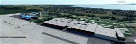 Burgas LBBG Image Flight Simulator 2020
