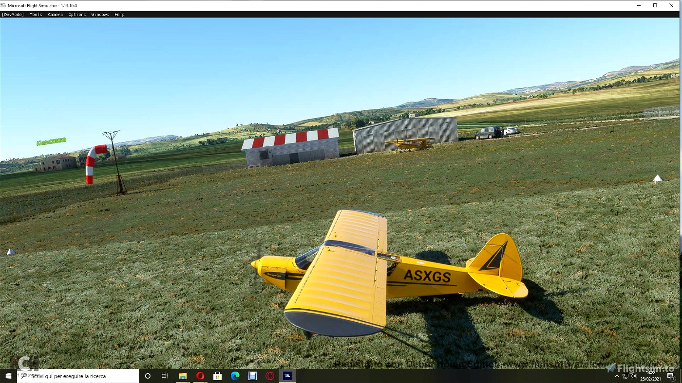 Aviosuperfici di Gela (Sicily) Flight Simulator 2020