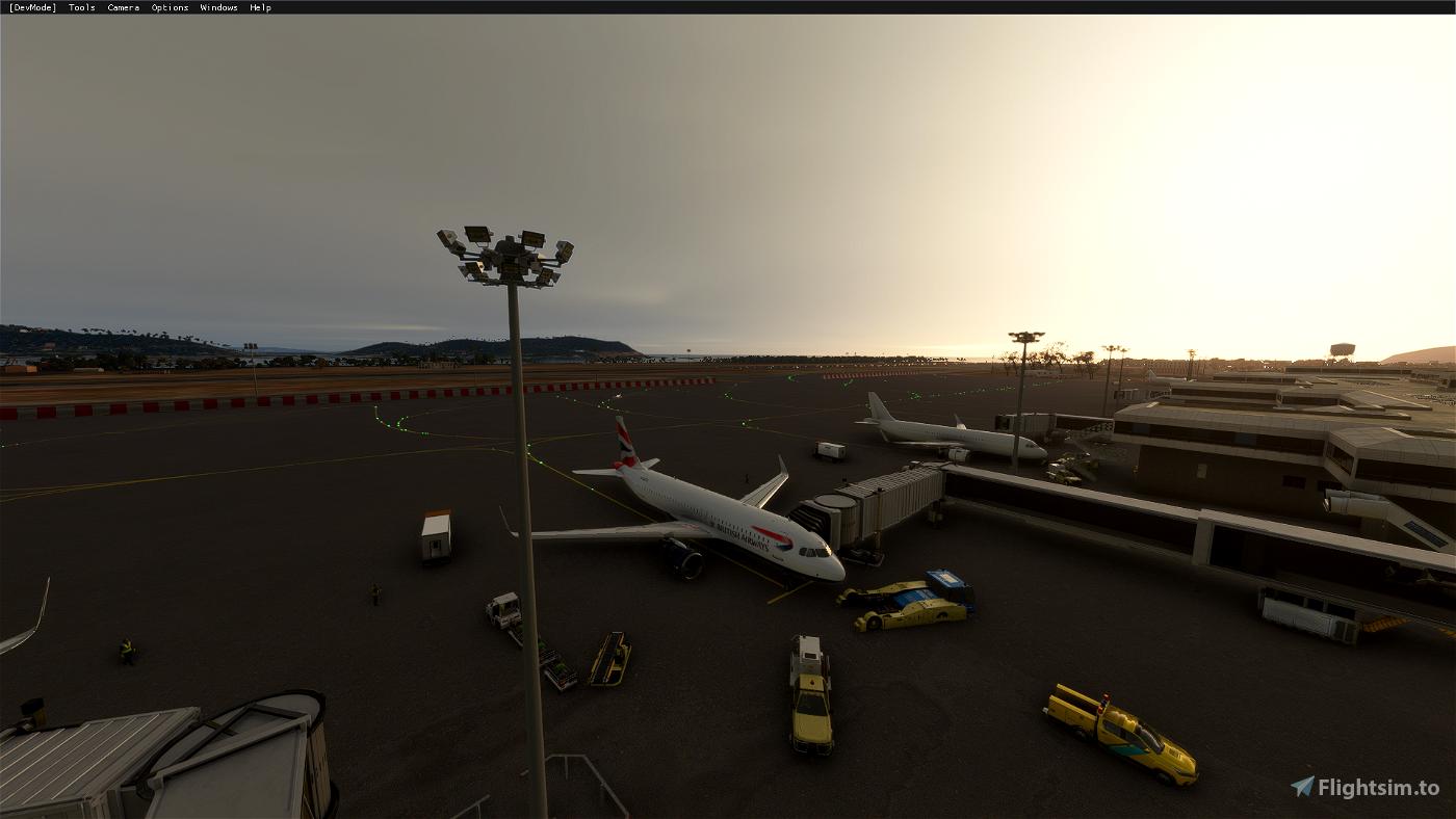 Ibiza Airport Enhancement