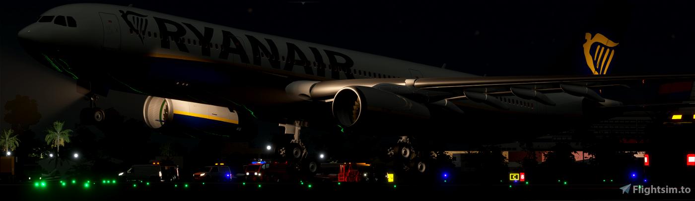Ryanair Livery | PMP a330-300 [8K]
