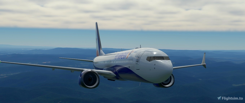 ARMENIA 737 FLY