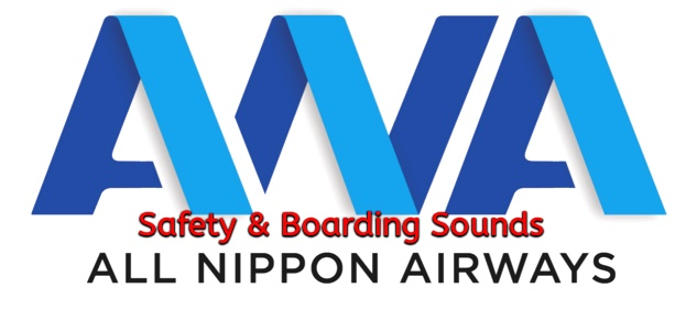 ANA Safety Announcement & Boarding Sounds Flight Simulator 2020